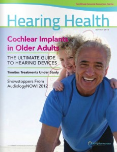 2012 Summer Hearing Health
